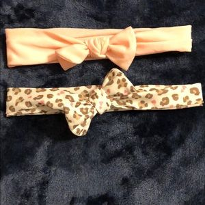 Other - Baby girl head bands